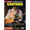 Music Sales Learn to Play Santana