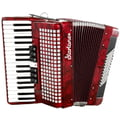 Startone Piano Accordion 72 Red