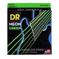 DR Strings HiDef Neon Green Heavy NGE-11