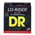 DR Strings Lo Rider 045-125 Stainless
