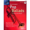 Schott Pop Ballads Trumpet