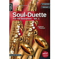 Artist Ahead Musikverlag Soul Duette für Alt-Saxophon