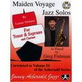 Jamey Aebersold Vol.54 Maiden Voyage T-Sax