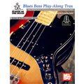 Mel Bay Blues Bass Play-Along Trax