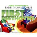 Willis Music John Thompson First Beethoven