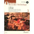 Schott Baroque Recorder Anthology 2