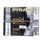 Pyramid Gold Violin Strings 1/2