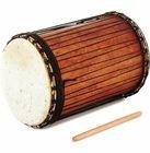 African Percussion Djunumba Bass Drum