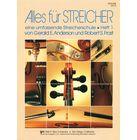 Siebenhüner Musikverlag Alles für Streicher Violin 1