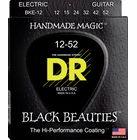 DR Strings Black Beauties BKE- 12