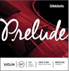 Daddario J810-1/2M Prelude Violin 1/2