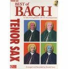 Hal Leonard Best of Bach T-Sax