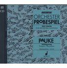 C.F. Peters Orchester-Probespiel Pauke CD
