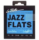 La Bella 20PCM Jazz Flats