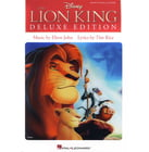 Hal Leonard The Lion King - Deluxe Edition