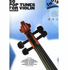 Hal Leonard 50 Graded Pop Violin Solos