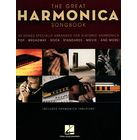 Hal Leonard The Great Harmonica Songbook