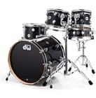 DW Finish Ply Set Black Ice MM