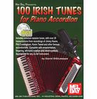 Mel Bay 100 Irish Tunes Accordion