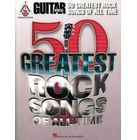 Hal Leonard Guitar World: 50 Greatest Rock