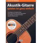 Hage Musikverlag Akustik-Gitarre Spielen +DVD