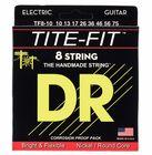 DR Strings Tite TF 8-10 8-String Set