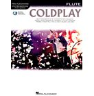 Hal Leonard Flute Play-Along: Coldplay