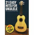 Wise Publications 21 Easy Hits For Ukulele