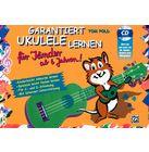 Alfred Music Publishing Garantiert Ukulele Lernen