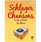 Edition Dux Schlager Chansons 50er Piano