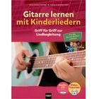 Helbling Verlag Gitarre lernen m.Kinderliedern