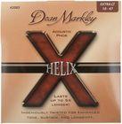 Dean Markley Helix Phosphor Bronze XL 10-47