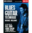 Berklee Press Blues Guitar Technique