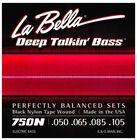 La Bella 750N Black Nylon Tape