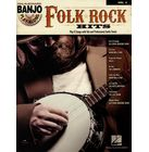 Hal Leonard Banjo Play Along Folk Rock