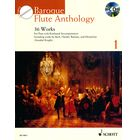 Schott Baroque Flute Anthology Vol.1