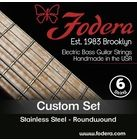Fodera 6-String Set Custom Steel