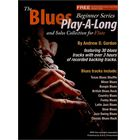 ADG Productions Blues Play Along Flute