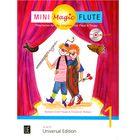 Universal Edition Mini Magic Flute Vol.1