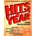 Wise Publications Hits of the Year Piano/Voice/G