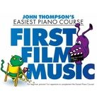 Willis Music First Film Music Piano