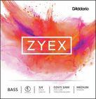 Daddario DZ615-3/4M Zyex Bass C Ext.