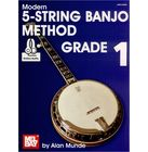 Mel Bay Modern 5-String Banjo Method