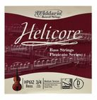 Daddario HP612-3/4M Helicore Bass D Med