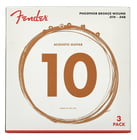 Fender 60XL-3-Packs