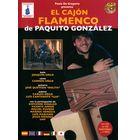 DG De Gregorio Flamenco Cajon Schule