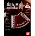 Mel Bay Internat. Accordion Favorites