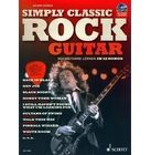 Schott Simply Classic Rock Guitar