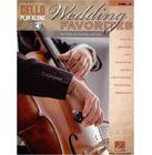 Hal Leonard Cello Play Along: Wedding