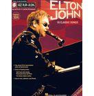 Hal Leonard Jazz Play Along Elton John